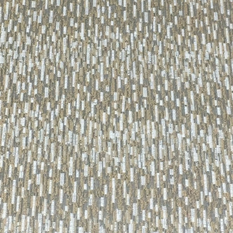 Jala Shimmer Textured Etched Pattern Brown Upholstery Fabric