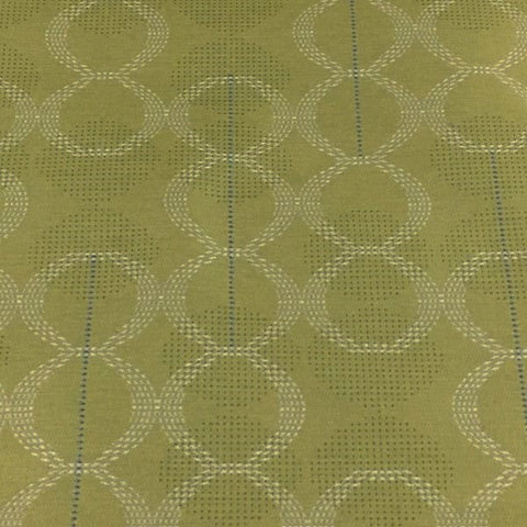 Designtex Course Zest Nylon Green Upholstery Fabric
