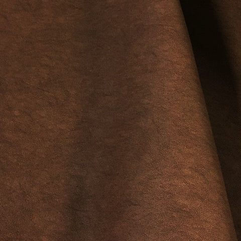 Malbec Clay Faux Leather Brown Upholstery Vinyl