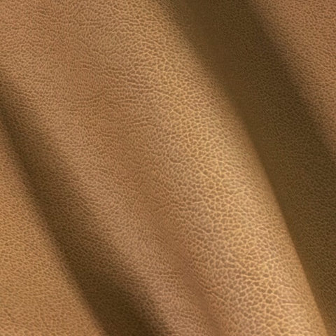 Brookwood Latte Faux Leather Brown Upholstery Vinyl