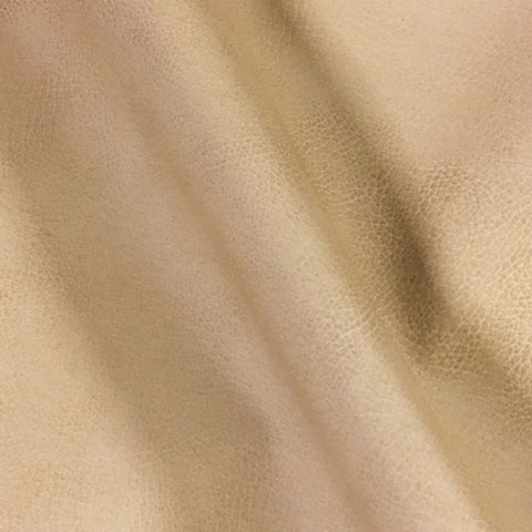 Richloom Tiona Sandstone Faux Leather Tan Upholstery Vinyl