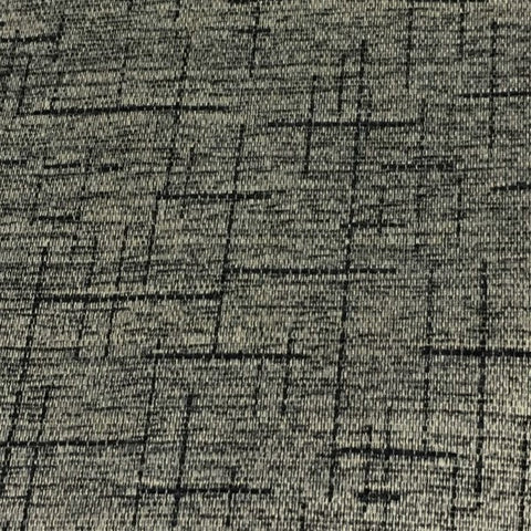 Swavelle Mill Creek Adele Onyx  Gray Upholstery Fabric