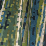 Maharam Anagram Electric Geometric Upholstery Fabric