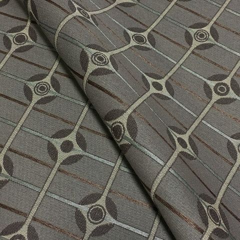 Architex Coalesce Together Crypton Grey Upholstery Fabric
