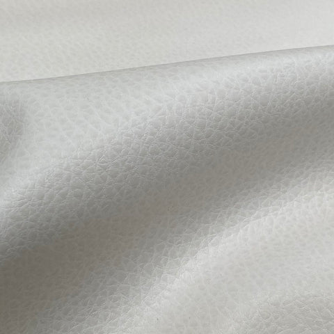 Ultraleather Strada Enamel White Faux Leather Upholstery Vinyl