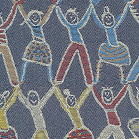 Architex Upholstery Fabric Remnant Jump For Joy Dance