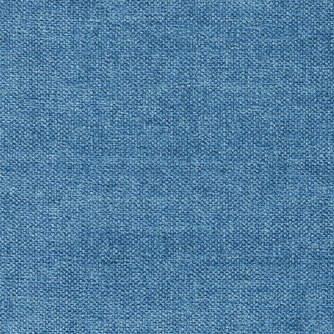 Remnant of Designtex Hint Lapis Blue Upholstery Fabric