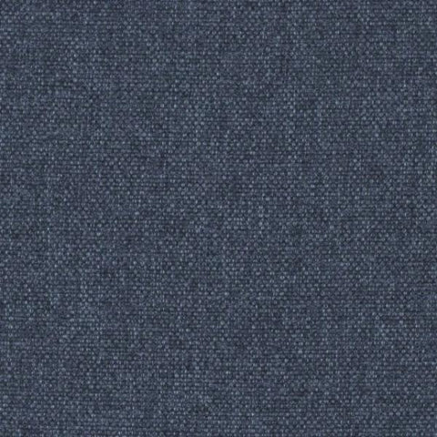 Remnant of Designtex Melange Indigo Blue Home Decor Fabric