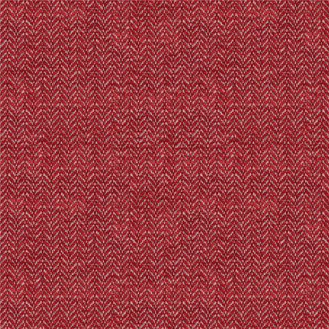 Architex Mount McKinley Crimson Red Upholstery Fabric