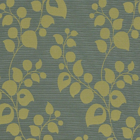 Remnant of CF Stinson Celeste Oasis Upholstery Fabric
