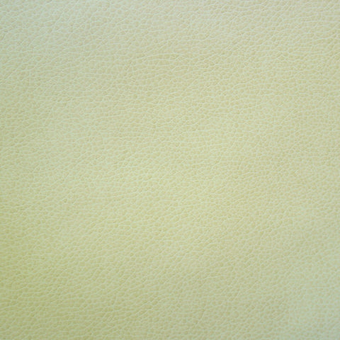 Fabric Remnant of Arc-Com Omega Grain Ivory Upholstery Vinyl