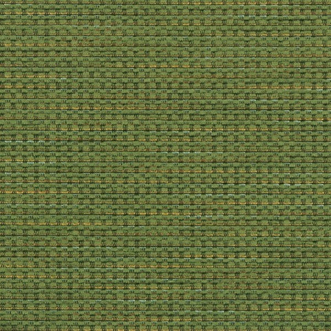 Arc-com Palatine Grass Stitched Stripe Green Upholstery Fabric