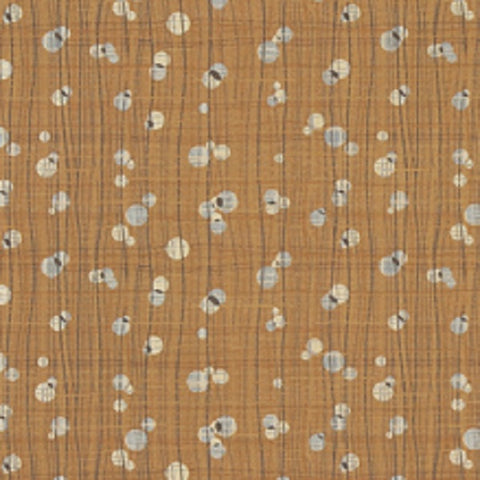 Architex Upholstery Fabric Remnant Ripples Clove