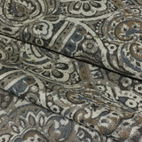Swavelle Mill Creek Upholstery Fabric Paisley Gibberish Seaspray Toto Fabrics