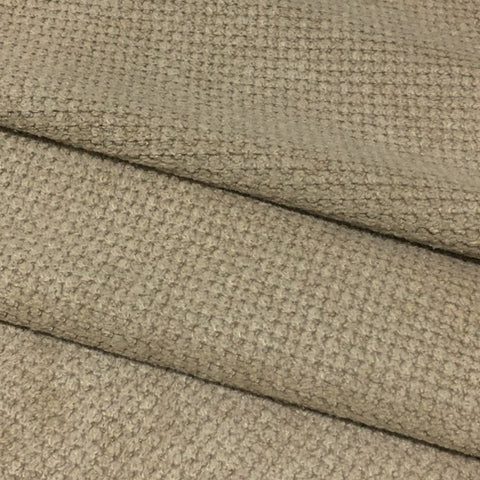 Swavelle Mill Creek Upholstery Fabric Solid Chenille Shannon Barley Toto Fabrics