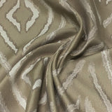 Swavelle Mill Creek Upholstery Fabric Diamond Torsby Champagne Toto Fabrics