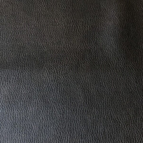 Richloom Fabrics Gunslinger Coffee Brown Faux Leather Upholstery Vinyl
