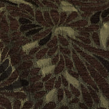 Swavelle Mill Creek Upholstery Fabric Floral Zazzy Spice Toto Fabrics