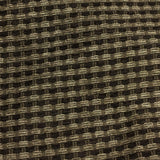 Swavelle Mill Creek Estrella Malt Small Check Brown Upholstery Fabric