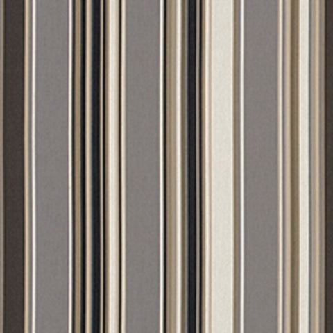 Architex Upholstery Fabric Modern Stripe Straight Up Caviar