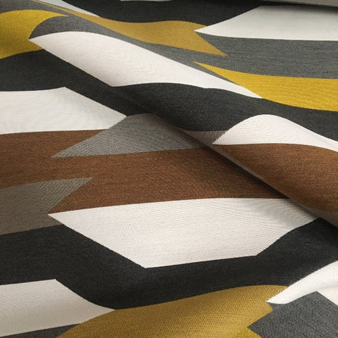 Arc-Com Crescendo Citron Sunbrella Outdoor Upholstery Fabric