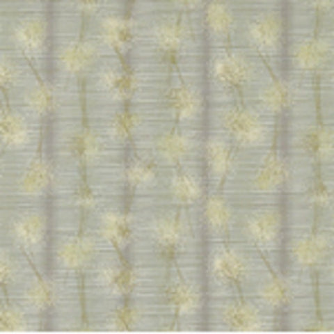 Architex Upholstery Fabric Modern Botanical Thrive Clary Sage