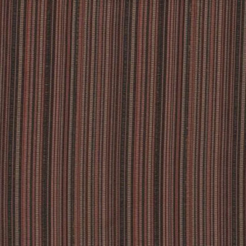 Ebbtide Tiger Eye Red Rib Weave Stripe Upholstery Upholstery Fabric