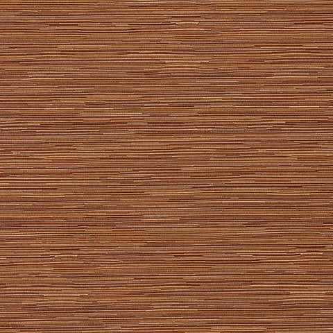 Across Earthen Pencil Stripe Brown Upholstery Fabric