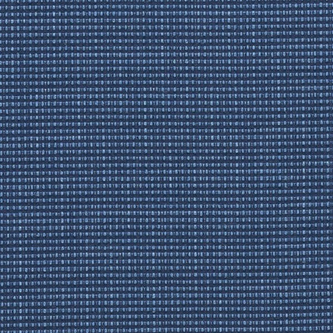 Designtex Fabrics Appleseed Midnight Blue Bumpy Miniature Check