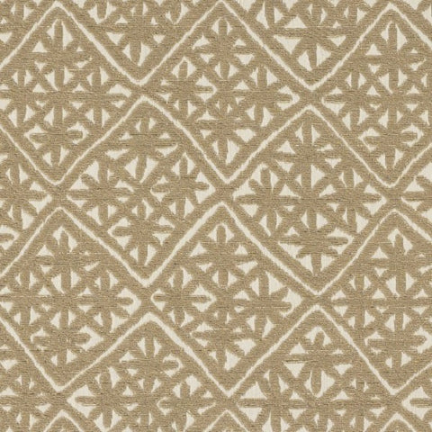 Designtex Aster Starbright Gold Upholstery Fabric
