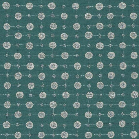 Arc-Com Astral Caribbean Shimmery Blue Upholstery Fabric AC-61045