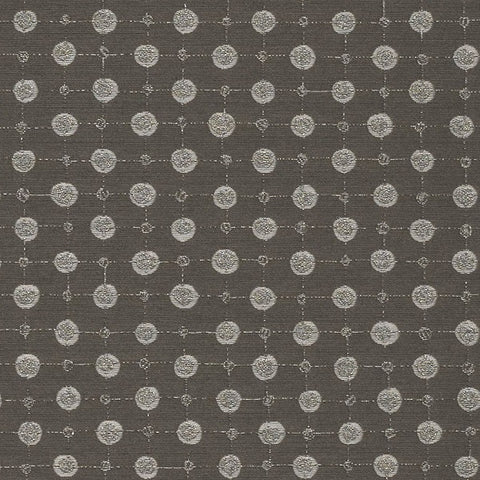 Arc-Com Fabrics Upholstery Fabric Remnant Astral Smoke