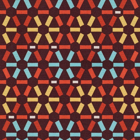 Arc-Com Atomic Candy Crypton Upholstery Fabric