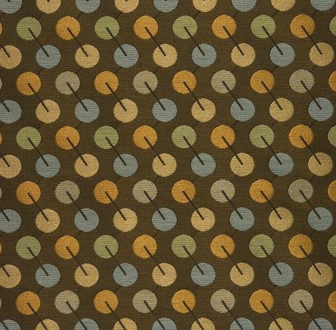 Arc-Com Fabrics Upholstery Fabric Remnant Olive