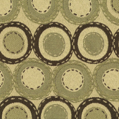 Designtex Fabrics Fabric Remnant of Bottle Bank Sage Green Upholstery Fabric