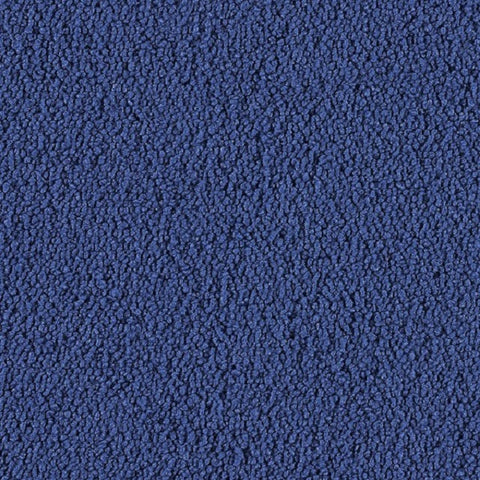 Designtex Boucle Royal Blue Upholstery Fabric