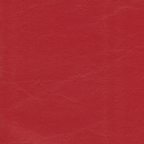 Merit Solid Bright Red Outdoor Marine Vinyl