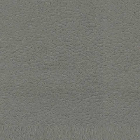 Fabric Remnant of Ultraleather Brisa Ash Gray Upholstery Vinyl