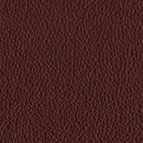 California Storm Solid Brown Faux Leather Upholstery Vinyl