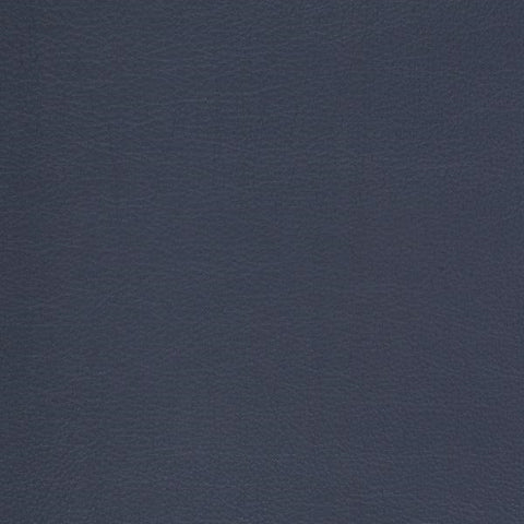Mayer Caressa Iris Pebbled Faux Leather Navy Blue Upholstery Vinyl
