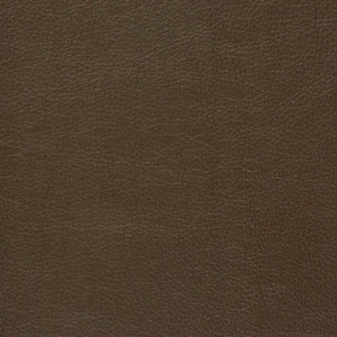 Fabric Remnant of Mayer Caressa Java Brown Upholstery Vinyl