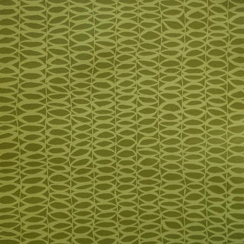 Designtex Catalyst Grass Rows Of Ovals Green Upholstery Fabric