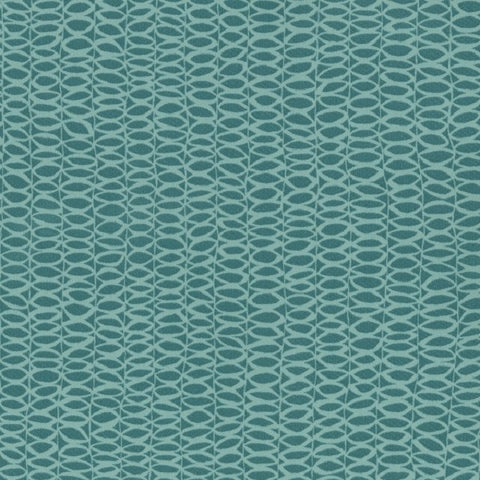Designtex Fabrics Upholstery Fabric Rows Of Ovals Catalyst Ocean