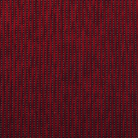 Maharam Fabrics Upholstery Fabric Remnant Chenille Cord Chili