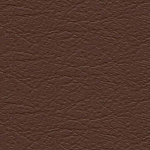CMI Brown Durable Solid Vinyl Upholstery Fabric