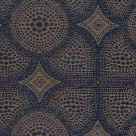 Arc-Com Fabrics Upholstery Fabric Remnant Constantine  Midnight