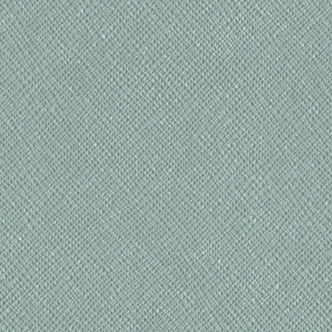 Fabric Remnant of Designtex Crosshatch Blue Sky Upholstery Vinyl
