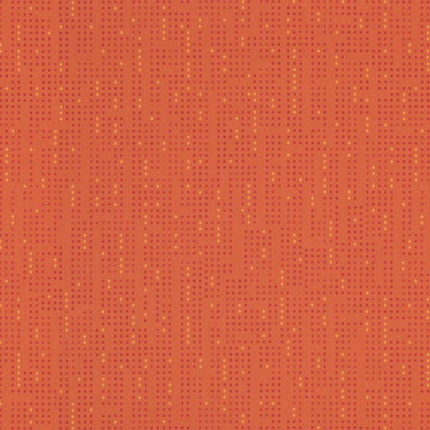 Maharam Cycle On Orange Upholstery Vinyl 466275–009
