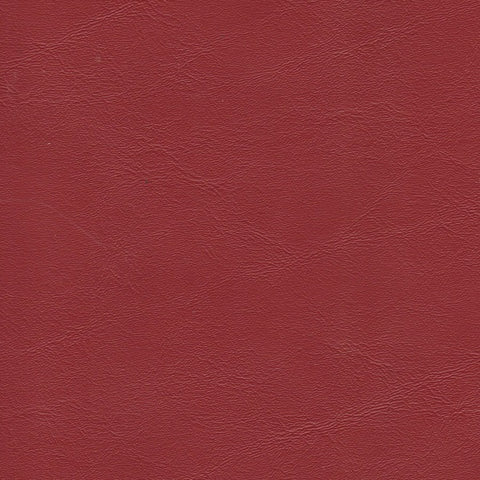 Dark Red Colored Solid Outdoor Marine Vinyl