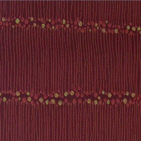 Remnant of Carnegie Delight Color 11 Red Upholstery Fabric